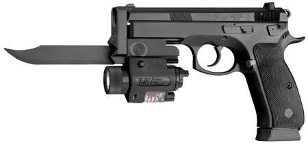 cz pistol bayonet