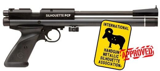silhouette pcp pistol