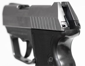 Magnum Research Micro Desert Eagle sights.