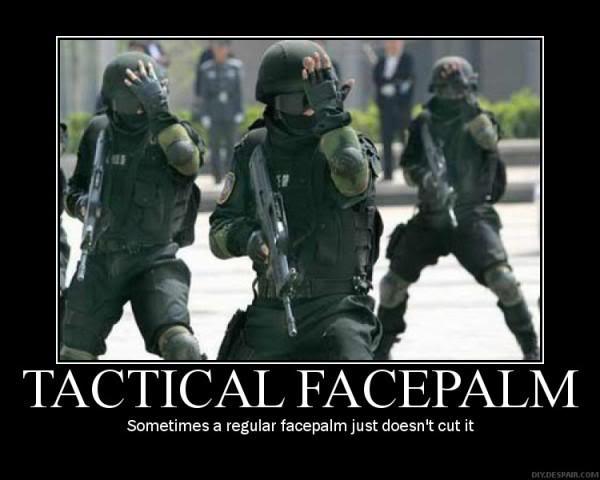 tactical facepalm meme