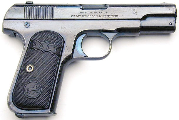Colt 1908 Pocket Hammerless