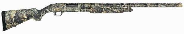 Mossberg 535 ATS shotgun with camo finish.