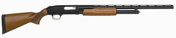 Mossberg 500 youth model.