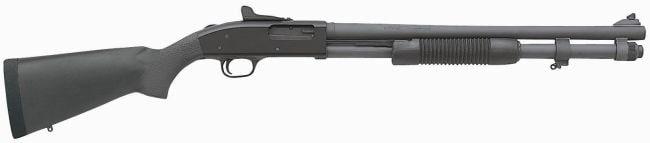 Mossberg 590 shotgun