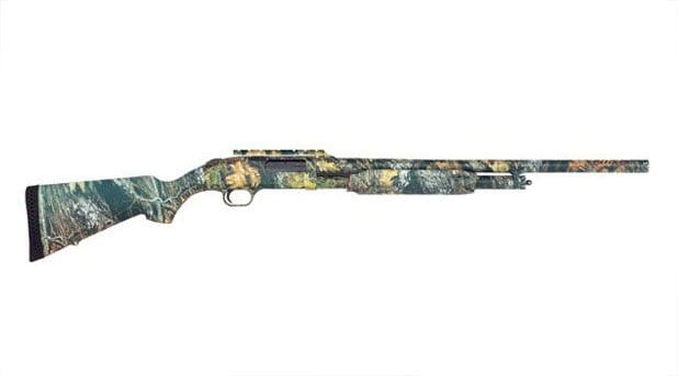 Mossberg 500 Pump Action Slugster