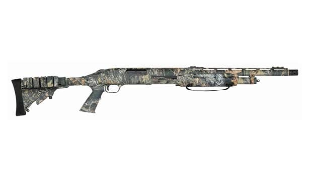 Mossberg 500 Pump-Action Tactical Turkey
