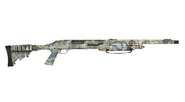 Mossberg 535 ATS Pump-Action Tactical Turkey