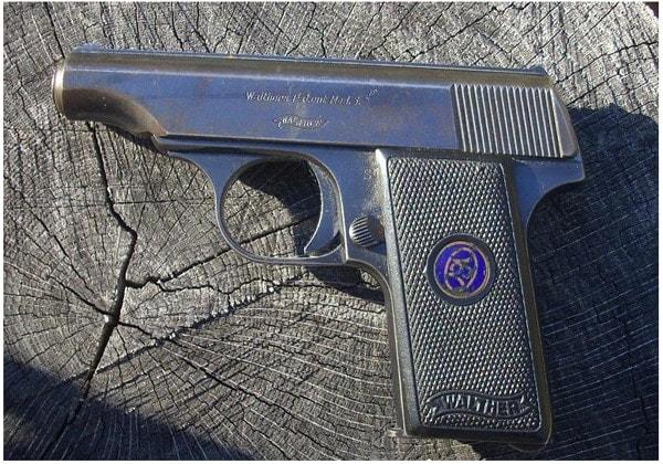 Battle of the Mouse Guns: the  22 Long Rifle versus  25 ACP - Guns com