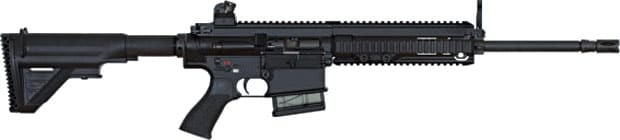 Heckler & Koch HK MR762A1 Rifle .308 Win 7.62 NATO