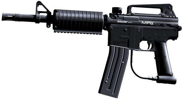 mrx paintball gun