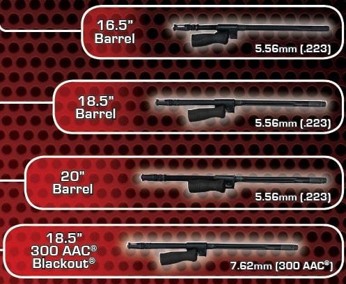 Barrel options
