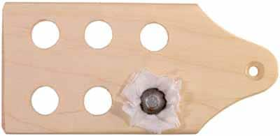 patched round ball
