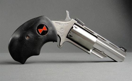 NAA Black Widow handgun