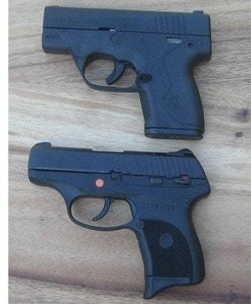 Beretta Nano vs Ruger LC9