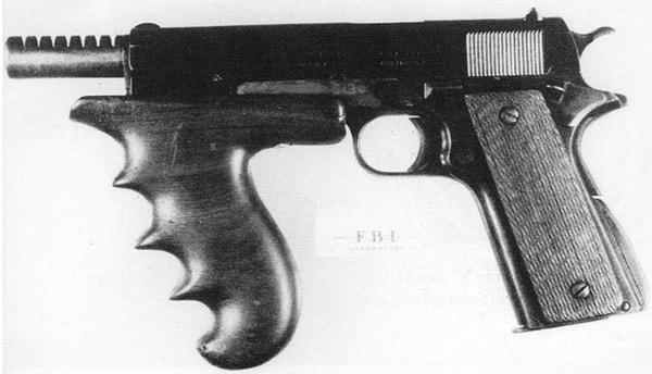 Lebman Pistol.