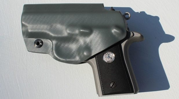 colt mustang in Holster by MultiHoslters