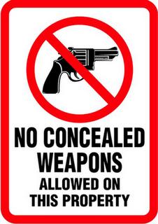 no-CCW-sign