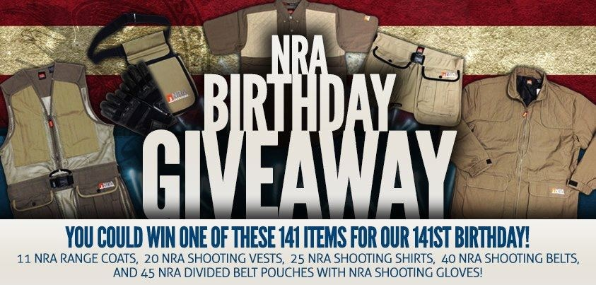 NRA Giveaways