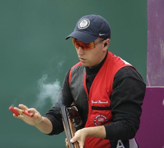 USA Shooter Vincent Hancock