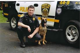 Plymouth Police Officer Brad Fox