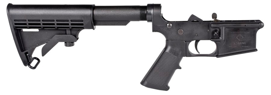 Completed ATI Omni Lower Receiver