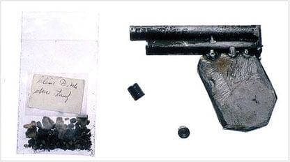 Improvised Prison Pistol