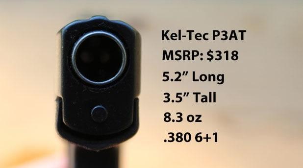 Kel-Tec P-3AT