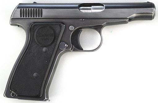 colt model 03 handgun