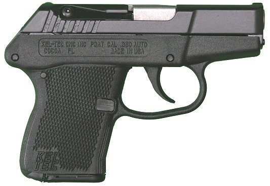 .380 caliber handgun
