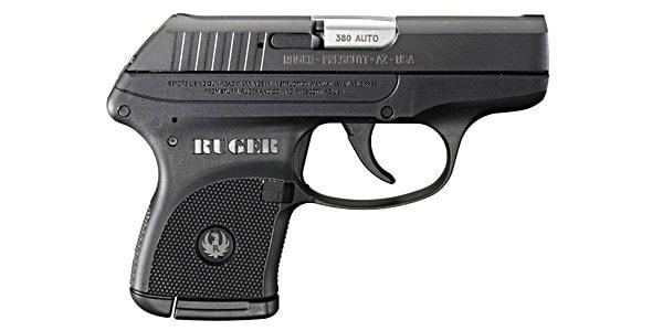 .380 ruger handgun