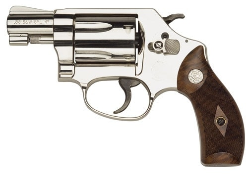 .38 special S&W