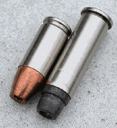 2 bullets next to eachother