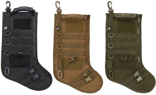 Tactical stockings!