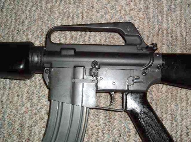 Sheet metal AR-15 lower (SET)