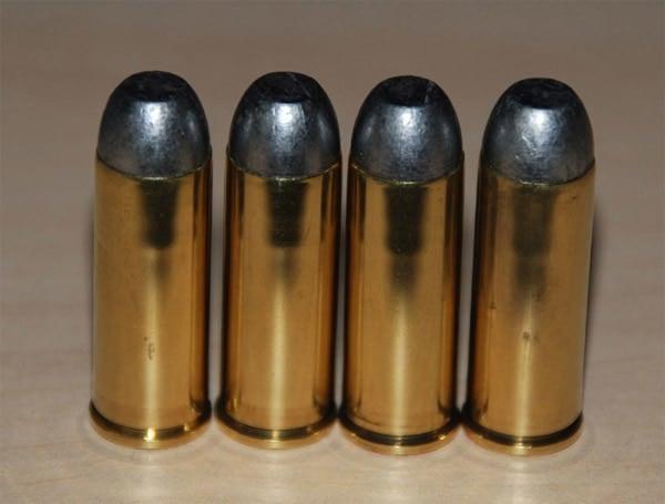 4 bullets