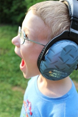 Pro Ears Revo are for smaller shooters, and the perfect size for most children.