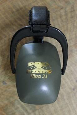 Pro-Ears Ultra 33 Decibels Passive