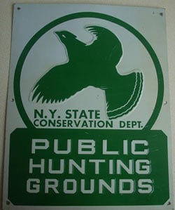 With the cost of hunting clubs rising, more hunters are forced to find public land.