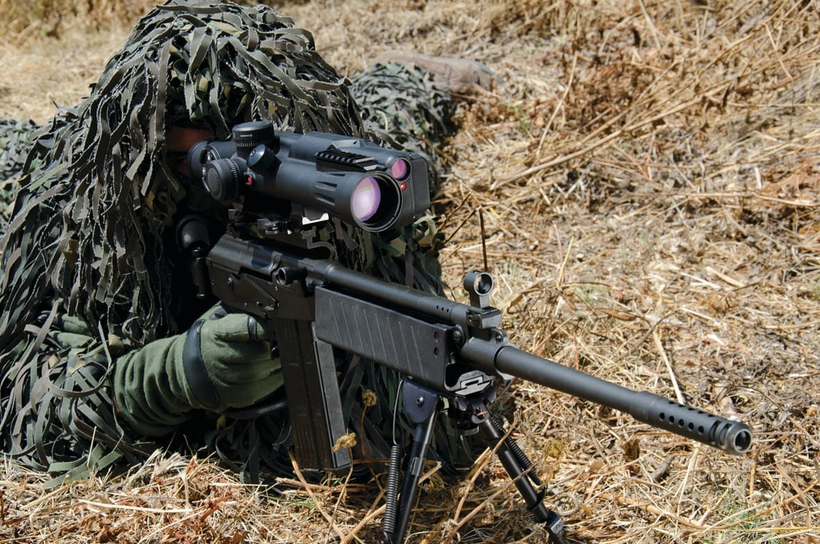 Meslas Programable Riflescope