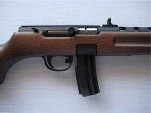 Pietta Puma PPS .22 LR charging handle.