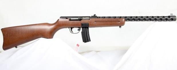 Puma PPS-50, .22-caliber carbine.