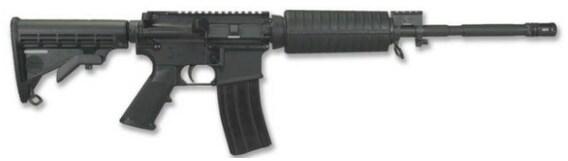 Optics-ready Windham Carbine
