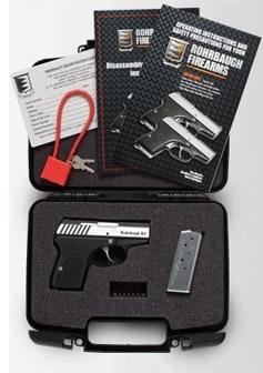 rohrbaugh r380 concealed carry handgun pocket pistol