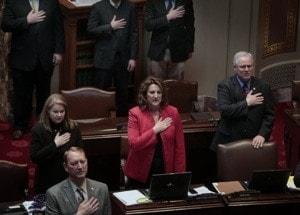 minnesota senate session