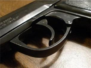 Radom P64 trigger