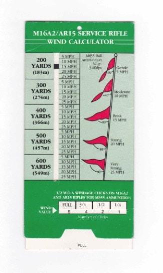 wind calculator