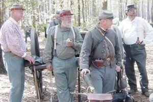 Are Civil War Reenactments Tinged With Elements of Racism