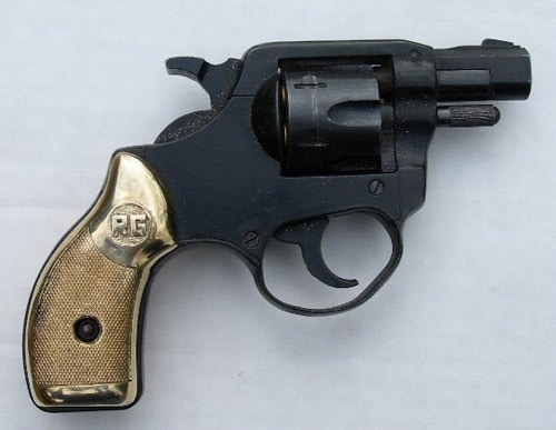 the gun john hinckley used to shoot president reagan