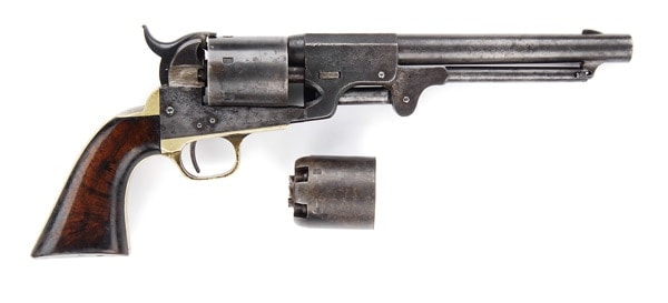 lemat pistol