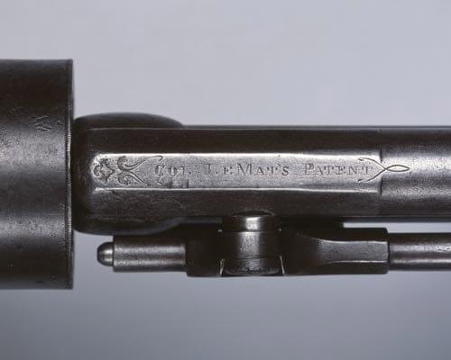 le mat revolver